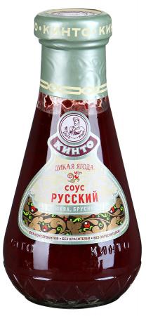 Соус Кинто Русский Дикая ягода, 305г