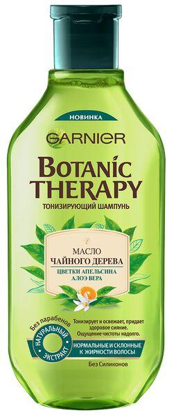 Шампунь BOTANIC THERAPY 400мл  Зеленый чай