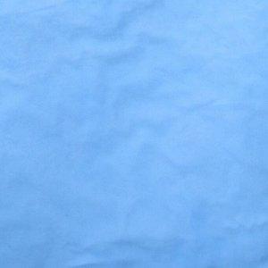 Замша протирочная в тубе Grand Caratt, ультравпитывающая, 43 ? 32 см, синяя