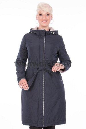 Пальто Plist 9825-3_Р (Темно-синий 929-42)
