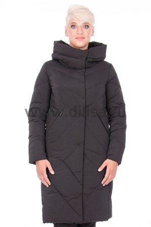 Пальто Visdeer 1956_Р (Черный N01)
