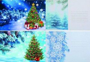 """Алмазная мозаика-""""Новогодняя"""""""