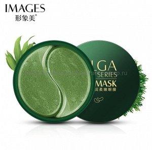 Гидрогелевые Патчи IMAGES ALGA lady series Eye Mask 60 шт