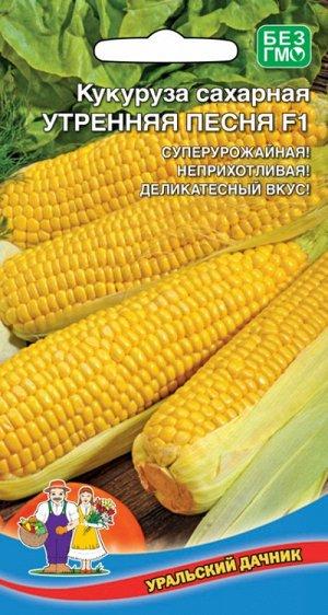 Кукуруза сахарная УТРЕННЯЯ ПЕСНЯ F1