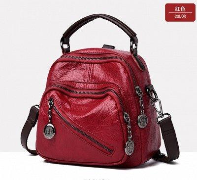 -90% ️✅Долгожданный SALE ✅Рюкзаки и сумки от 199р — Сумочки из натуральной кожи по супер цене! — Сумки на плечо