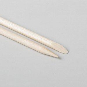 Апельсиновые палочки для маникюра, 15 см, 100 шт