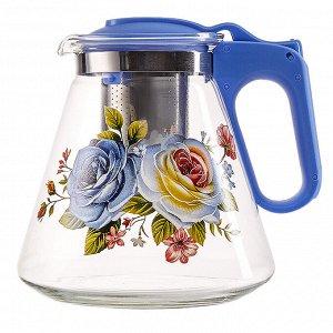 Чайник заварочный 1200 мл АК-5511/4А с фильтром