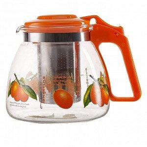 Чайник заварочный 900 мл АК-5513/6A с фильтром