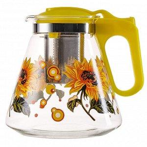 Чайник заварочный 1200 мл АК-5511/2A с фильтром