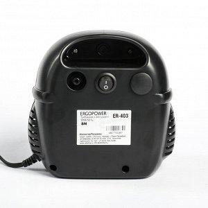 """Небулайзер Ergopower ER 403, 60 Вт, компрессорный, 220 В, """"Пингвин"""""""