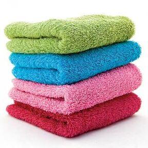 Махровые изделия из Туркмении! Много расцветок! — Однотонные полотенца — Полотенца