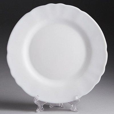 ✔ Дельта- Дискаунтер ✔ Товары для дома   — Блюда, тарелки, бульонницы-супницы из стеклокерамики — Тарелки