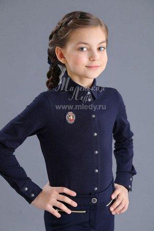 Блузка для девочкин трикотаж
