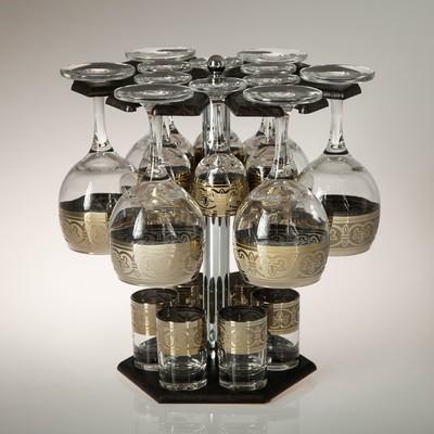 Посудное Счастье -Эстета. Ассортимент и Элегантность.  — Наборы для спиртных напитков — Посуда для напитков