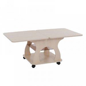 Журнальный стол Купер 600/1200х700х516 Дуб млечный
