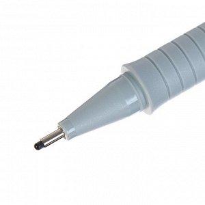 Ручка капиллярная для черчения и рисования Faber-Castell линер Ecco Pigment 0.8 мм, пигментная, черный 166899