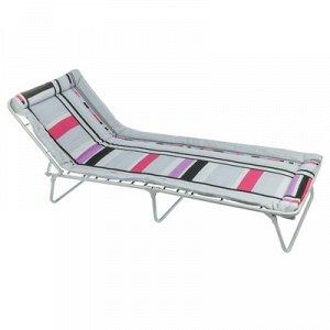 Кровать раскладная с вшитым полумягким матрасом «Соня-4»