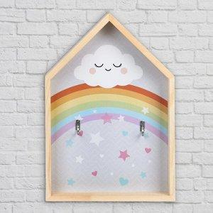 Ключница-домик «Облачко»