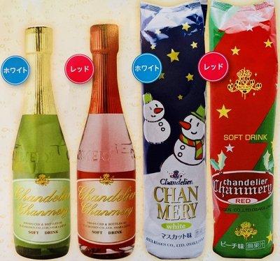 Кофе,соусы,приправы-продуктовый из Японии — Шампанское взрослое безалкогольное - Chanmery-Япония — Напитки, соки и воды