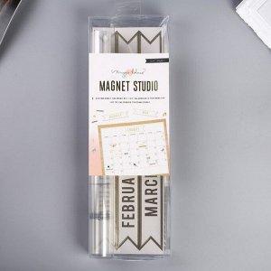 """Украшения для магнитной доски Crate Paper """"Календарь""""  75 шт"""