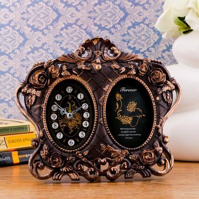 Уют и Комфорт Вашего Дома. Оригинально и Просто.  — Фигурные часы из пластика — Часы