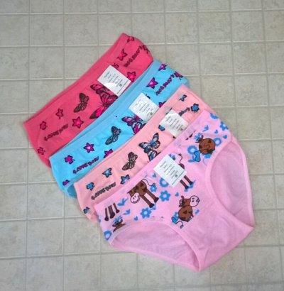 🌸Любимый Хлопок! Трусики, носочки, пижамы и многое другое! — Трусы детские — Белье