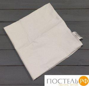 Н-С-4060-БЕЛ наволочка ткань сатин 2шт.-40х60