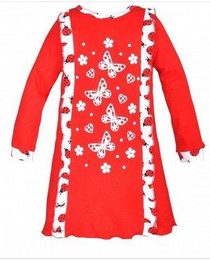 Бабочка платье детское