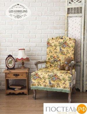 Накидка на кресло гобелен 'Souris Drole' 100х130 см