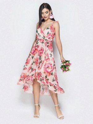 Сарафан Melanigoroh19 персиковая роза