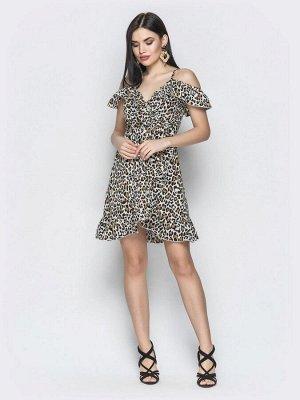 Сарафан Lorensoftprint леопард