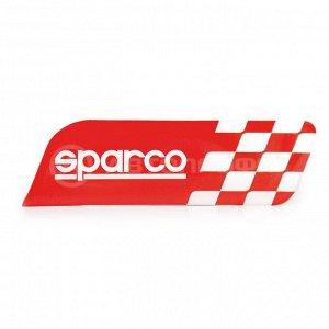 Эмблема с логотипом SPARCO SPC/EMB-001 RD
