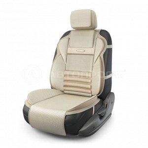 Накидка анатомическая на сиденье Multi Comfort (экокожа) MLT-320G BE