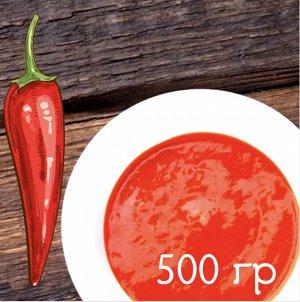 Соус Чили острый 500 гр.