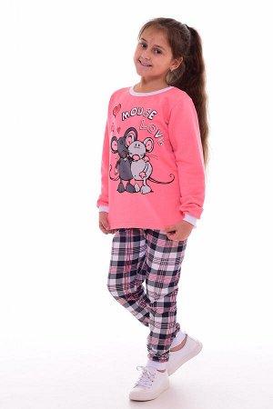 Пижама детская 7-224а (коралл)