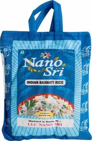 Рис басмати Нано Шри Indian Basmati Rice Nano Sri 1 кг