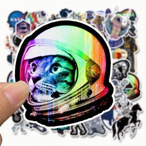 Стикеры Космические