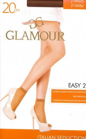 Носки женские полиамид, Glamour, Easy 20 носки