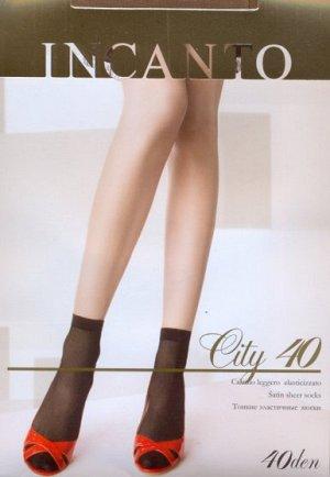 Носки женские полиамид, Incanto, Носки City 40