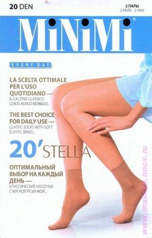 Носки женские полиамид, Minimi, Stella 20