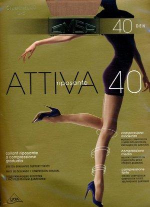 Колготки классические, Omsa, Attiva 40
