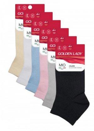 Носки женские х\б, Golden Lady, Mio носки хлопок