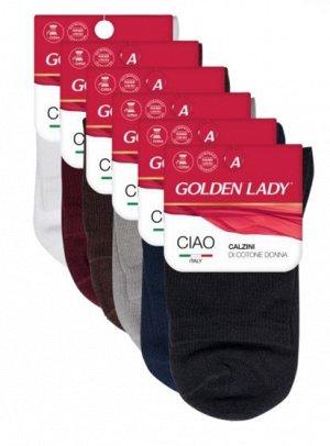 Носки женские х\б, Golden Lady, Ciao носки хлопок