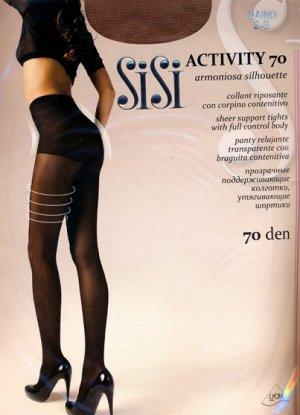 Колготки корректирующие, SiSi, Activity 70