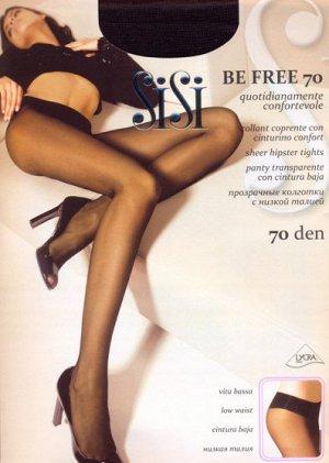 Колготки классические, SiSi, Be Free 70 VB оптом