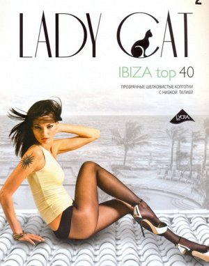 Колготки классические, Lady Cat, Ibiza top 40