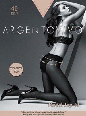 Колготки корректирующие, Argentovivo, Model Top 40