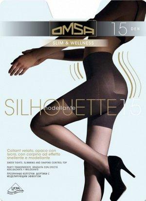 Колготки корректирующие, Omsa, Silhouette 15 XL
