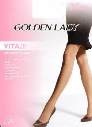 Колготки классические, Golden Lady, Vita 20
