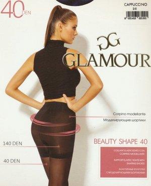 Колготки классические, Glamour, Beauty Shape 40